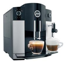 C5 Platin Black Kaffeevollautomat