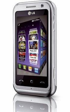 KM900 Mobiltelefon