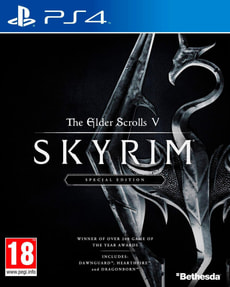 PS4 - The Elder Scrolls V: Skyrim Special Edition