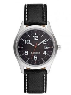 s.Oliver EAGLE noir montre