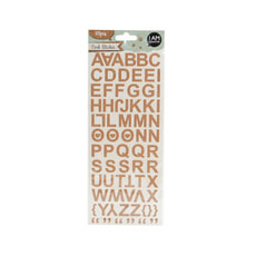 Kork Sticker, ABC II