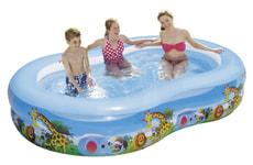Family Pool oval 241X150X46 CM