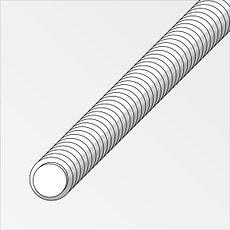 Tige filetée M12 inox 1 m