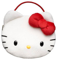 Hello Kitty custodia - 3DS XL