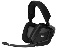 VOID Pro RGB Wireless 7.1 Gaming Headset, Carbon Black