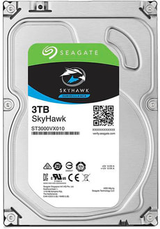 "SkyHawk HDD - 3.5"" SATA 6Gb/s - 3To"