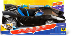 DC Justice League Batmobile Double Canaon