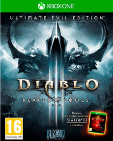 Xbox One - Diablo III - Ultimate Evil Edition