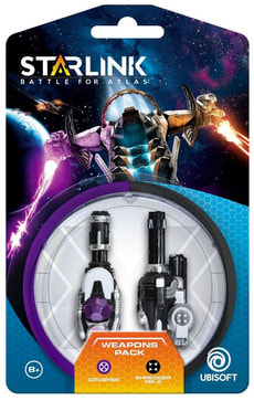 Starlink Weapon Pack - Crusher & Super Gatling