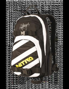 NITRO BACKPACK SLASH 21 WHITE