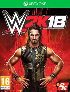Xbox One - WWE 2K18