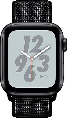 Watch Nike+ 40mm GPS space gray Aluminum Black Sport Loop