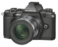 OMDE-M5 Mark II 12-50mm App. fotografico sistema