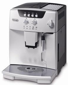 ESAM 04.110 Kaffevollautomat silver