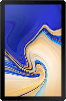 Galaxy Tab S4 WiFi 64 GB schwarz