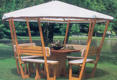 PAVILLON CARRE 320X320