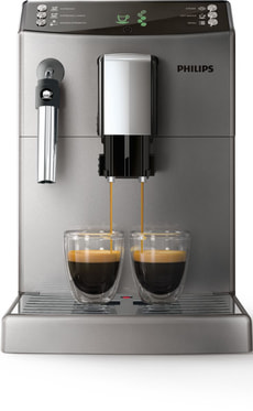 HD8831/11 Machine à cafe automatique