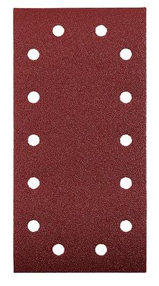 Schleifstreifen, Edelkorund, 115 x 230 mm, K180