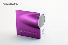 haut-parleur solaire mini
