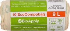 Kompostbeutel, 9 l