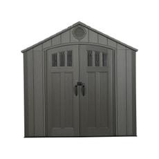 Gartenhaus 8x10 RC