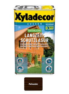 natürliche Langzeitschutzlasur Palisander 2.5 l
