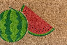 Paillasson Melon pastèque
