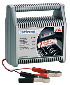 Cartrend Chargeur de batteries 7A