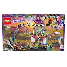 W18 LEGO FRIENDS 41352 DAS GROSSE RENNEN