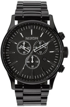 Sentry Chrono All Black 42 mm