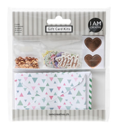 Gift Card Set, 28 pcs.
