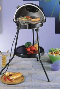 Severin PG2301 ELEKTROGRILL BARBECUE