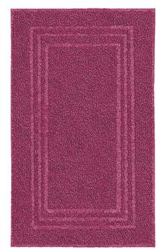 Tissu Eponge Lodge bourgunde 50 x 80 cm