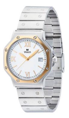 KING bicolor Armbanduhr