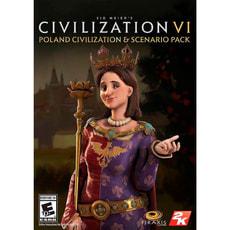 PC - Sid Meier's Civilization VI Poland Civilization & Scenario Pack