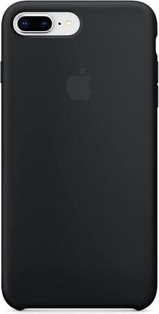 Silicone Case iPhone 8 Plus / 7 Plus Black
