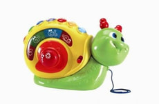 W8 CHICCO LIGHT AND SOUND SCHNECKY