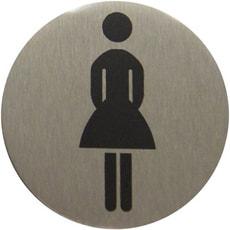 Türschild WC Frauen