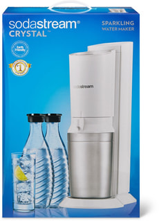 SODA STREAM CRYSTAL WHITE - HIT
