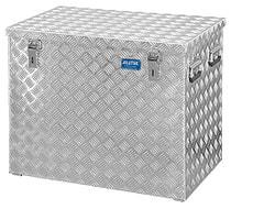 box en aluminium R234 Alu tôle gaufrée 3mm