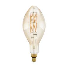 AMBER LED E27/8w E140 2100k