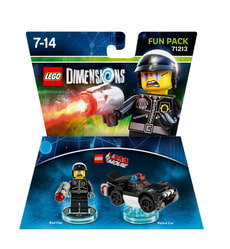 "LEGO Dimensions Fun Pack LEGO Movie ""Bad Cop"""