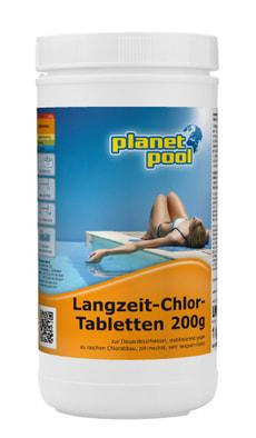 Langzeit-Chlor-Tabletten 200g