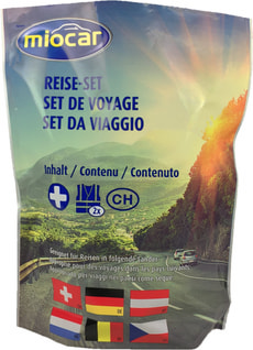 Reise-Set CH / DE / AT / NL / BE / CZ