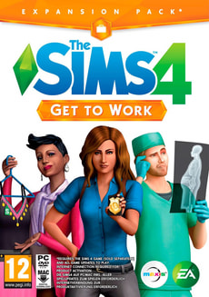 PC - The Sims 4 Get to Work
