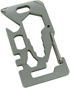 Stainless card Tool