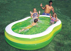 THE GREEN FAMILY POOL