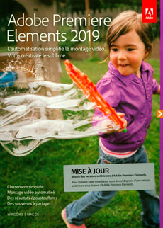 [PC/Mac]  - Premiere Elements 2019 Upgrade (F)
