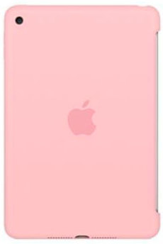 iPad mini 4 Case Pink Silicone