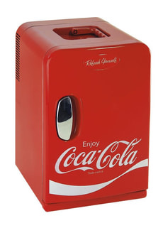 Coca Cola Mini Fridge 15